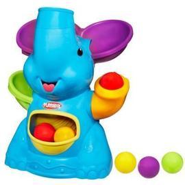 【PLAYSKOOL】大耳象彈跳玩球遊戲組 (A154)