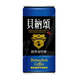 味全貝納頌~~ 曼特寧 210ml ^~24罐裝