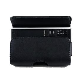 Sony Ericsson DoCoMo SO-02C acro 橫式腰掛皮套