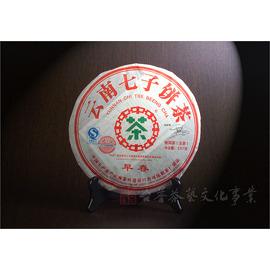 ~雅品苑茶莊~TPC~B05_~07年中茶系列之~早春~^(生茶357g^)_古樹茶.大樹