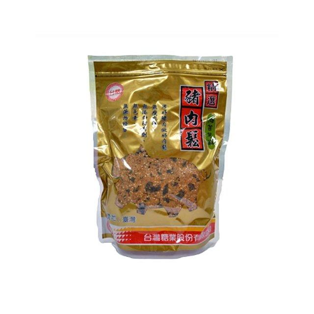 台糖海苔芝麻肉酥 1kg量販包 ^~台糖肉品 CAS 酥香的古早味