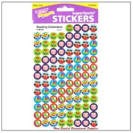 ~T~46151~Reading Celebration Stickers 獎勵集點小貼紙