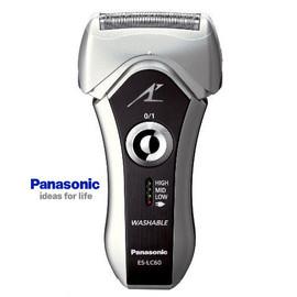 Panasonic 國際牌 三刀水洗式電鬍刀 ES-LC60/ES-LC60   **免運費**