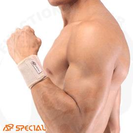 【瑞典 SPECIAL】運動款纏繞式可調整手腕關節保護套.護套.適手腕頻繁活動的運動員.電腦族.遠紅外線(非LP護具)# SP-777R