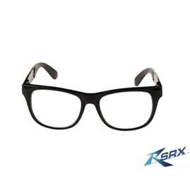 超夯單品魅力展破盤下殺※SRX精品品牌新款☆潮流日雜復古街頭黑 達人最愛平光眼鏡 新上市