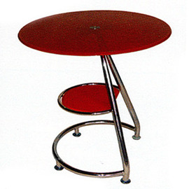 70cm圓桌 P020-HT-928 (客廳桌子.客廳傢俱.餐桌子.庭院桌子.庭院傢俱.便宜)