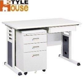 ~ 屋~120CM 灰色MSC辦公桌櫃組 電腦桌 MSC120C  B255~5   免