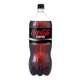 可樂zero 2公升^(6入 箱^)