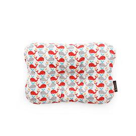 韓國【 Borny 】3D透氣蜂巢塑型嬰兒枕(0~6個月適用) (小海豚)
