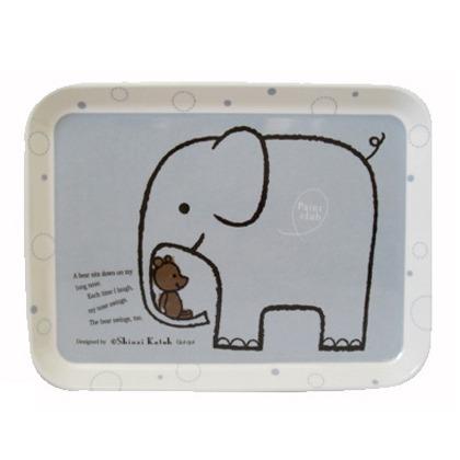 蛋糕盘绘画动物