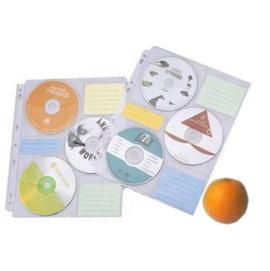 雙鶖 CD~5005 6片CD內頁 10入^~ 1 包