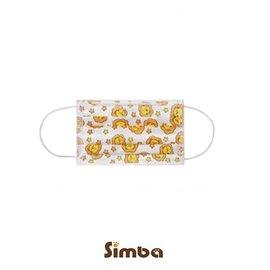 【安琪兒】台灣【Simba 小獅王】兒童三層防護口罩(5枚)