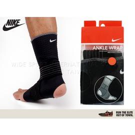 ≡排汗專家≡ NIKE 耐吉-ANKLE WRAP長型護踝套-黑L(運動 護具)【9337006020】
