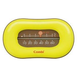 日本【Combi 康貝】Baby Label 新湯溫計/溫度計/水溫計