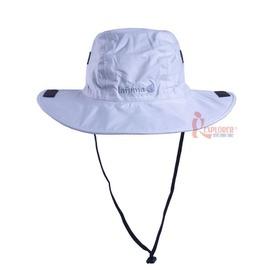 LFW304 法國 LAFUMA 天山騎兵防水透氣帽 遮陽帽 抗UV帽 牛仔帽  (淺灰)