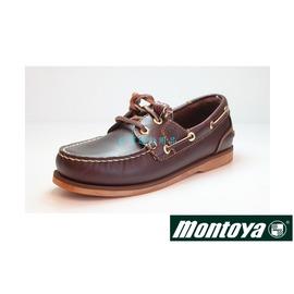 (免運費)☆MONTOYA 時尚休閒鞋/雷根鞋/帆船鞋M83100W-02(女)★