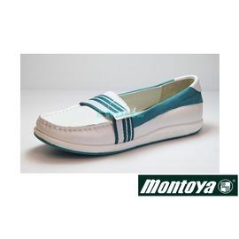 (免運費)☆MONTOYA 時尚休閒鞋/雷根鞋/帆船鞋M83411W-81(女)★