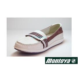 (免運費)☆MONTOYA 時尚休閒鞋/雷根鞋/帆船鞋M83411W-84(女)★