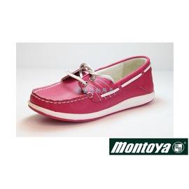 (免運費)☆MONTOYA 時尚休閒鞋/雷根鞋/帆船鞋M83413W-22(女)★