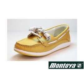 (免運費)☆MONTOYA 時尚休閒鞋/雷根鞋/帆船鞋M83413W-99(女)★