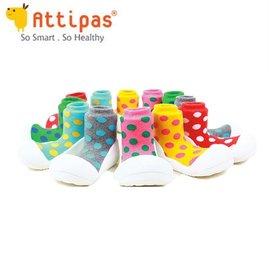 【本月2雙特價$1090】韓國【Attipas】快樂腳襪型學步鞋(S/M/L/XL)