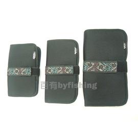◎百有釣具◎V-FOX JB-222 輕便鐵板袋 Jig Roll Bag(M)27cm*12入