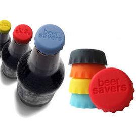 (超值6入)日式 繽紛矽膠瓶蓋◇/酒瓶蓋/保鮮蓋/調味瓶蓋/飲料塞蓋