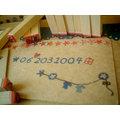 路小草手繪圖案數字印章~數字10個 手繪6個圖案印章~單顆約0.7公分~ 手繪書寫筆記卡片