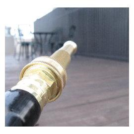 銅合金消防型水槍組(附水管接頭)