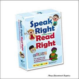 ~HYIL~1007~Speak Right Read Right~Kit Two 說得好