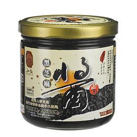 現磨黑芝麻醬300g1罐^(純黑芝麻~ ^)
