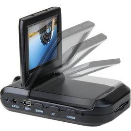 HD DVR 行車紀錄器 HD720P 高清DVR 2.5吋高清顯示幕行車記錄器 循環行車紀錄器 廣角120度
