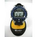 ^~時間伙伴^~^~免 ^~ JAGA捷卡 多  休閒 電子錶^(藍色^)^~M267