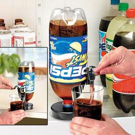 fizz saver~TV熱銷倒飲料、汽水器,飲料開關器,造型飲料機,飲料創意小發明