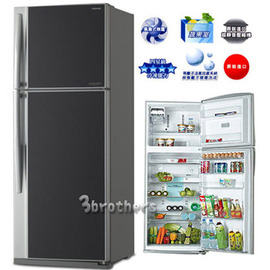 TOSHIBA東芝410公升變頻玻璃鏡面電冰箱 GR-RG46TDZ **免運費 + 基本安裝 + 舊機處理**