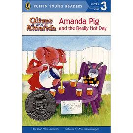 ~老麥外文~〈汪培珽英文書單〉AMANDA PIG   THE REALLY HOT DA