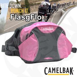 【美國 Camelbak】FlashFlo 2+1L 輕量化多功能自行車水袋腰包.運動臀包.適跑步.露營.登山健行.耐磨抗撞擊# CB61352A-粉紅