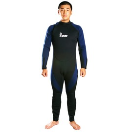 UL08連身潛水衣3mm--防寒衣-衝浪衣 2L號 (可自取)台灣製造