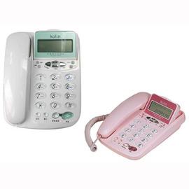 【歌林】《KOLIN》來電顯示型電話《KTP-506L / KTP-506L》