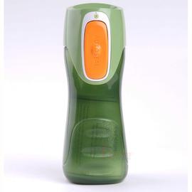 美國CONTIGO AUTOSEALR Kids Trekker 兒童專用水瓶 - (14oz/396ml) AKG110A01 軍綠色