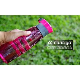 美國CONTIGO AUTOSEAL水壺 (32oz/1000ml)自動封口水瓶 WBA100A03 粉紅色  冷水瓶
