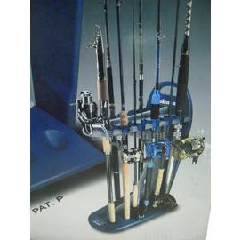◎百有釣具◎OKUMA  ROD  RACK 馬蹄型 釣竿放置展示置竿架~方便管理釣竿~ 不會造成釣竿的損傷