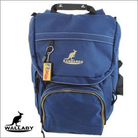 WALLABY袋鼠牌~電腦背包~ 筆電背包^~ 防水防震^~保護性佳TYN~35NT~L