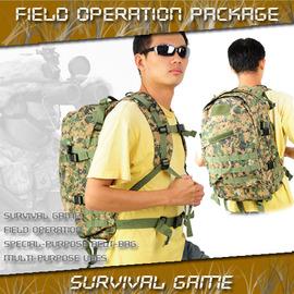 多功能野戰背包 C99-0443 (後背包包.運動包.背包包.迷彩背包.生存遊戲.推薦.哪裡買)
