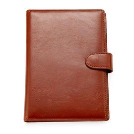 PN003~11護照夾記事本2用夾^(咖啡納帕軟皮^)