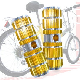 腳踏車後踏火箭筒(小) P016-7.自行車.卡打車.單車.DIY商品.踏桿