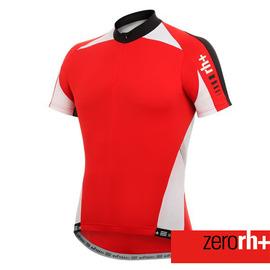 ZERORH  短袖吸濕排汗車衣 男 ~ 公路車、登山車系列~ ECU0111
