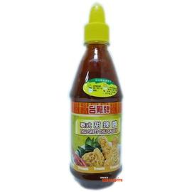 【吉嘉食品】泰國進口.泰式甜辣醬.一罐520公克63元.可當各式炸物的沾醬.調味醬{4717101113015:1}
