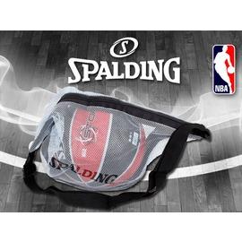 ≡Spalding 斯伯丁籃球網狀球袋-單顆裝(戶外運動 NBA【99300301】≡排汗專家