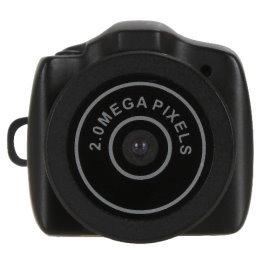 Mini Camcoder Y3000 720P拍攝錄影音機 _ 攝像機